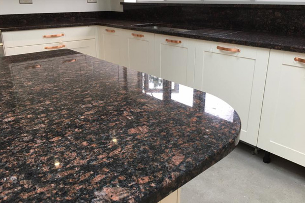 Good quality brown granite cheap price