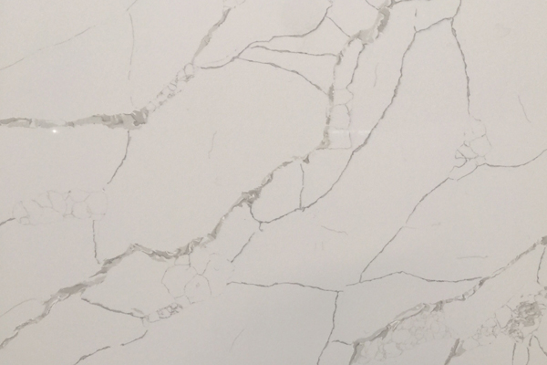 Best selling Calacatta quartz slab