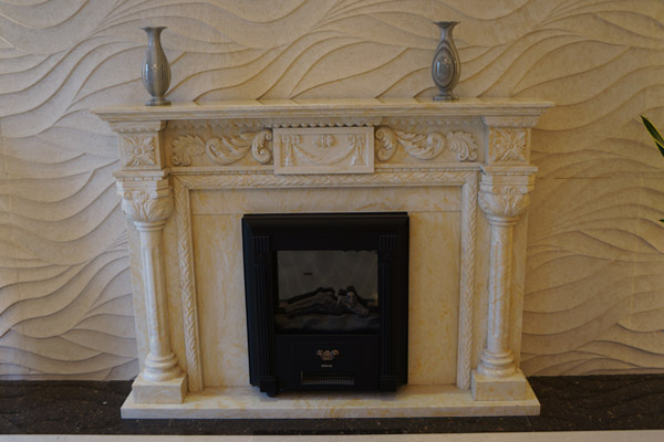 fireplace monuments marble