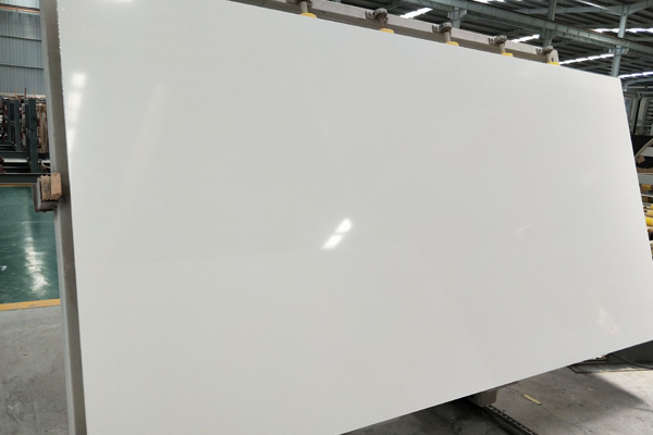 fine grain white pure white quartz lab