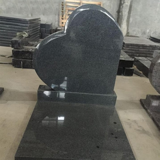 Natural granite low priced headstones