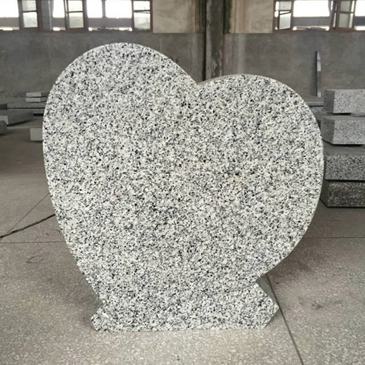 Heart Shape Gravestone Headstone