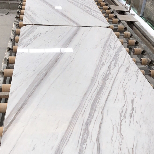 Hot white natural marble price