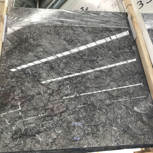 Grey Marble Building Tiles