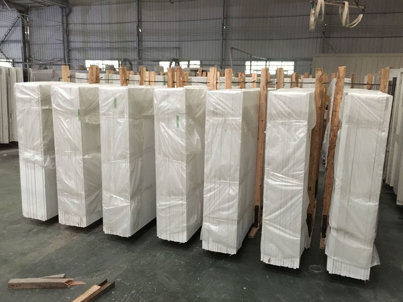 How to Pack And Load Quartz Slabs Or Cut to Size Quartz Countertops?